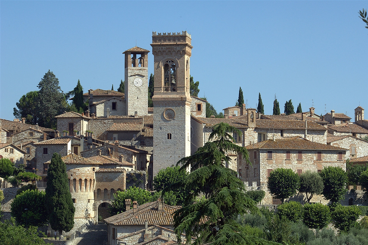 The Beautiful Regions of Tuscany and Umbria