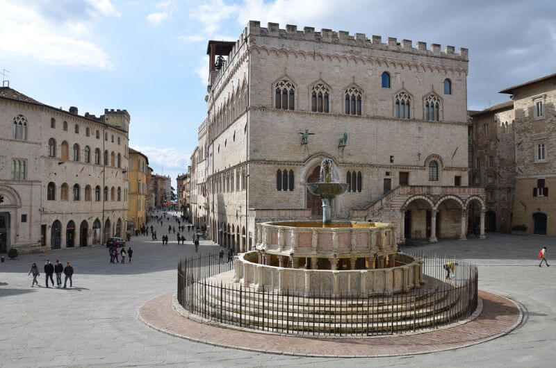 Weekend a Perugia