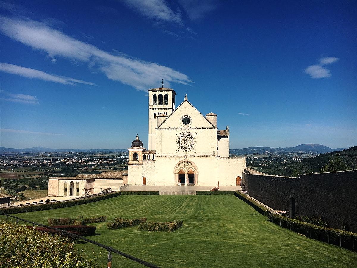 Vacanze in Umbria!